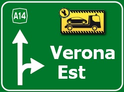 Soccorso autostrada Verona Est